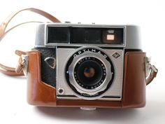 ♥ AGFA OPTIMA III 3 Retro Vintage Rollfilm Kamera Design Foto in Foto & Camcorder, Photographica, Alte Kameras | eBay