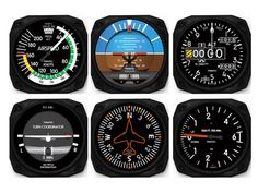 The Instrument Coaster set is a 6 piece set of replica aviation instruments. The coasters are made with a polystyrene frame with a black rubber anti-skid base. Each of the 6 Instrument Coasters measure approximately 3 Avion Cargo, Attitude Indicator, Aircraft Instruments, Aviation Decor, Aviation Fuel, Cessna 172, Pilot Training, Pilot Gifts, Flight Deck