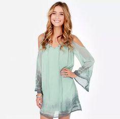 2014 Women Boho Off Shoulder V Neck See through Draped Strap Print Chiffon Mini Dress Western Loose Fashion Backless Casual Party Dresses, $22.06   DHgate.com