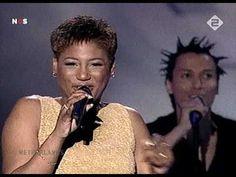 Edsilia Rombley - Hemel en Aarde Netherlands Eurovision 1998