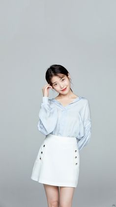 Korean Beauty Girls, Korean Girl Fashion, Iu Fashion, Asian Beauty, Fashion Outfits, Korean Celebrities, Celebs, Girl Crushes, Kpop Girls