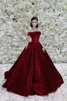 Evening dress by for Fashion royalty /Poppy Parker dolls by t.d.fashion 10/4/3 #tdfasiondoll