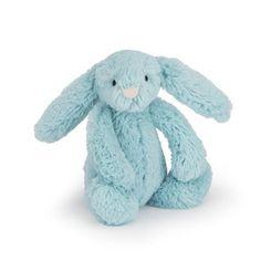 jellycat bashful aqua bunny small