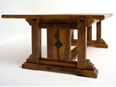 Old Wood Dining Tables