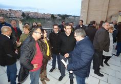 DIARIO DIGITAL D'ONTINYENT: Ontinyent inaugura la recuperació del pati de l'hi...
