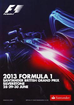 british grand prix poster - Google Search