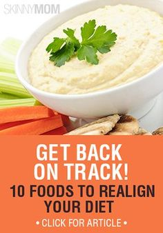It is so easy to get off track, to slip back into old habits or sneak in a few of those favorite treats.