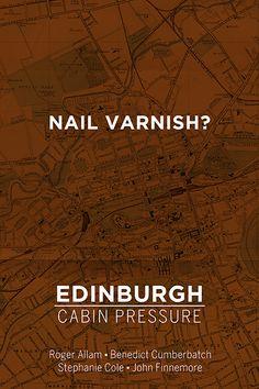 """S1E5, """"Edinburgh""""... click to read my review. :-)"""