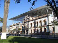 Museo de Ciencias e Industria, Toluca. Edo. Mexico