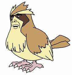 Pidgey:   What If Nic Cage Was Every Single One Of The Original 151 Pokemon?