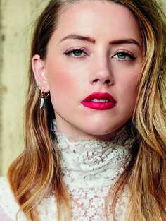 Francesco Carrozzini | Amber Heard, C Magazine | Samantha McMillen, Teddy Charles, Melanie Inglessis, Michelle Saunders