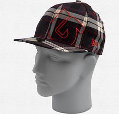 Slider New Era Hat - Burton Snowboards f98f501e980