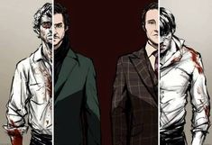 Will Graham & Hannibal Lecter