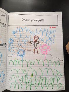 Preschool Notebook for Kids (Freebie)
