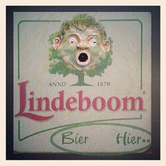 Lindeboom bier hier!