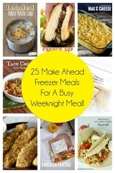 When my daughter was a newborn, freezer meals saved my life. I was exhausted, overwhelmed, constantly starving, and craved good, home cooked meals.My husband tries, bless his heart, but he's just not a cook. And I can only eat so many sandwiches. So during the last month of my pregnancy, I got busy prepping freezer [...]