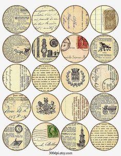 Imprimolandia: Imágenes circulares para imprimir (3)