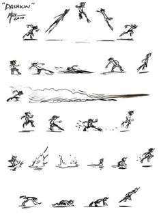 Animation drawing sketches - Adam Philips thumbnail drawings of his character, Bitey bitey com Drawing Reference Poses, Animation Reference, Drawing Poses, Drawing Ideas, Drawing Tips, Anatomy Drawing, Manga Drawing, Drawing Sketches, Cartoon Drawings
