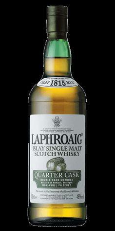 Discover Laphroaig Quarter Cask Single Malt Whisky at Flaviar