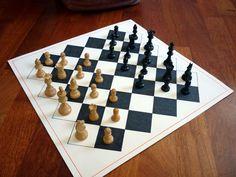 Diagonal Chess