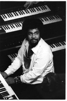 George Duke (January 1946 – August was an American musician, known as a keyboard pioneer, composer, singer and producer in both jazz and popular mainstream musical genres. He worked with. Music Icon, Soul Music, Music Is Life, My Music, Reggae Music, Jazz Artists, Jazz Musicians, Music Artists, Francis Wolff