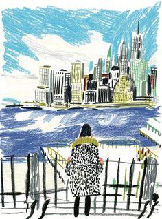 Buchtipp: Everyone loves New York | Harper's BAZAAR