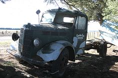 Old Bedford truck, New Zealand | Flickr - Photo Sharing!