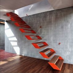 flying stairs