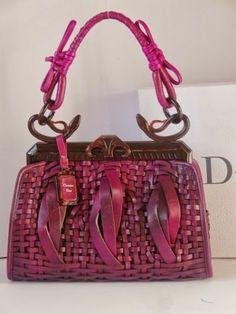 Christian Dior Limited Edition Samourai Bag | eBay