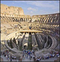 Inside the Coliseum | Flickr - Photo Sharing!