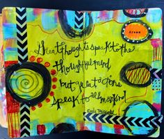 Sweet Repeats: Taming Fear with Art Journaling