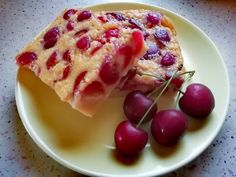 Cseresznyés tejpite Waffles, Pancakes, French Toast, Sweets, Breakfast, Maya, Food, Candy, Morning Coffee