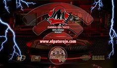Programa de Radio Internet Cabina del Pato, toda la información del deporte motor  con Alfredo Polanco, La voz Latina del Off Road a través de los estudios de El Pato Rojo Medios trasmitiendo desde Los Cabos Baja California Sur, México.