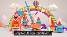 Top 22 Designing Trends For 2015 That Are Must For Graphic Designers