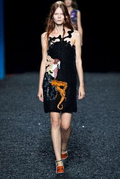 Mary Katrantzou, Look #29