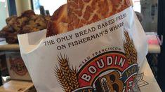 Boudin, SF Bread Baking, Paper Shopping Bag, Fresh, Food, Baking, Essen, Meals, Yemek, Eten
