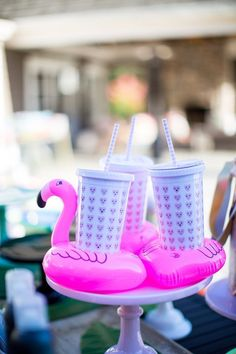 These are a few of my favorite things! Kara's Party Ideas presents a Favorite Things Summer Party filled with delightfully fresh party inspiration. 30th Birthday Parties, Baby Birthday, Birthday Gifts, Flamingo Birthday, Flamingo Party, Birthday Ideas, New Years Decorations, Handmade Decorations, Summer Party Games