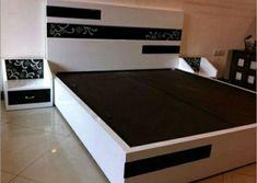 woodworkingidea bedroom019 Bed Headboard Design, Bedroom Bed Design, Bedroom Furniture Design, Room Interior Design, Bed Furniture, Home Decor Furniture, Bedroom Decor, Bedroom Sets, Furniture Ideas