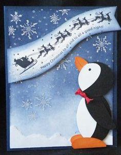 Penguin Tutorial - he is so cute!