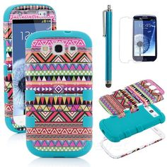Roselets Web Store - Tribal Case for Samsung Galaxy S3 / SIII - Pink Tribal or Green Tribal Hybrid Case with Matching Stylus , $20.99 (http://www.mydecenarios.com/tribal-case-for-samsung-galaxy-s3-siii-pink-tribal-or-green-tribal-hybrid-case-with-matching-stylus/)