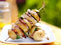 BBQ Ideas for Fathers day:Toppertje voor bij een barbecue Barbecue Recipes, Grilling Recipes, Cooking Recipes, Cobb Bbq, Bbq Party, Summer Bbq, Bbq Grill, Summer Recipes, Love Food