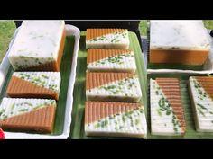 RESEP PUDING CENDOL GULA MERAH | ENAK DAN LEGIT - YouTube Pudding Desserts, Dessert Recipes, Tasty, Yummy Food, Brown Sugar, Feta, Dan, The Creator, Youtube