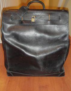 6be468fcf0f5 Authentic  Vintage Louis Vuitton Steamer Bag