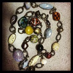"""""""Wild at Heart"""" necklace by Premier Designs Visit: http://marisag.mypremierdesigns.com/"""