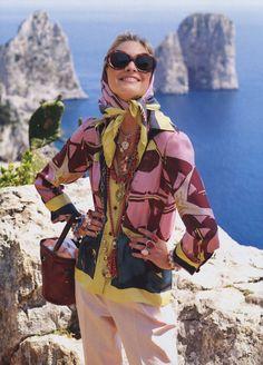 capri style  BEATRICE BORROMEO