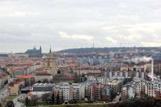 Overview of prague with clouds https://madipix.com/overview-of-prague-with-clouds/