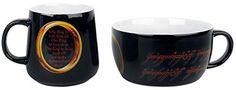 Der Herr der Ringe One Ring Frühstücksset Mehrfarbig Lord Of The Rings, Tableware, Gifts, Ideas, Household, Dinnerware, Presents, Tablewares, The Lord Of The Rings