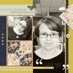 Credits:   Zine Style Revisited Templates 1 by Scrapping with Liz   http://the-lilypad.com/store/Zine-Style-Revisited-Templates-1.html   My Tiny Sunshine by Allison Pennington  http://the-lilypad.com/store/My-Tiny-Sunshine.html
