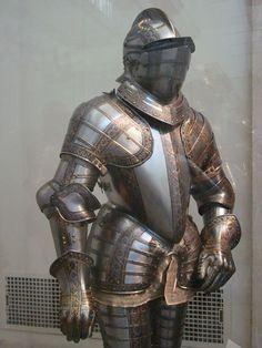 俺の鎧コレクションが炸裂するスレ:ハムスター速報