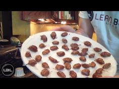 Healthy Bodybuilding Snack:  High-Protein Chocolate Covered Almonds